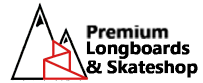 Premium Longboards & Skate Shop - Long- & Skateboard Shop, Longboards, Skateboards-Logo