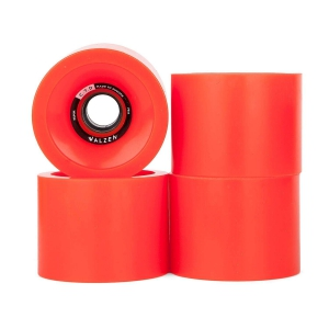 Walzen CTD Wheels 74mm Longboard Rollen orange