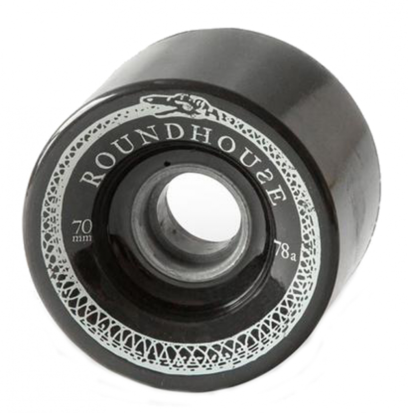 Roundhouse by Carver Mag Wheel Set Smoke - 70mm 78a